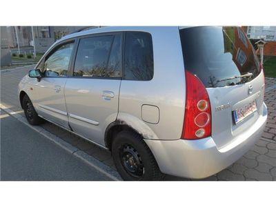 gebraucht Mazda Premacy 1.9 Comfort KLIMATRONIC EURO 3 TÜV AU 08/2017