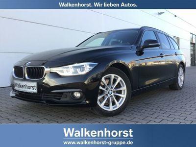 gebraucht BMW 325 d Advantage Touring LED Navi Keyless AHK-klappbar El. Heckklappe PDCv+h LED-hinten