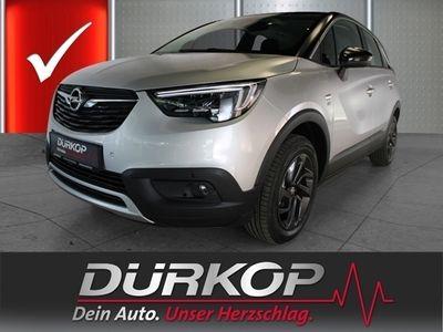 gebraucht Opel Crossland X 120 Jahre 1.2 Turbo EU6d-T LED Navi Fernlichtass. PDCv+h LED-hinten LED-Tagfahrlicht