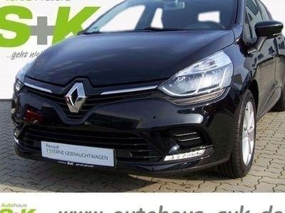 gebraucht Renault Clio GrandTour LIMITED TCe 90+Ganjahresreifen+Na