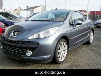 gebraucht Peugeot 207 CC 120 cabrio /Kupplung rutscht