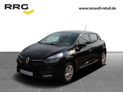 gebraucht Renault Clio IV TCe 75 Limited Ganzjahresreifen + Sitzhe