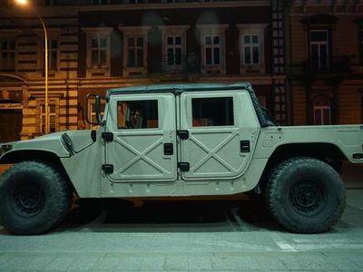 gebraucht Hummer H1 HMMWV humvee AM General H-Zulassung
