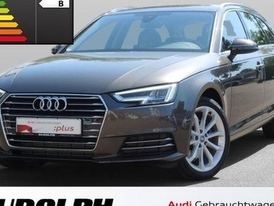gebraucht Audi A4 Avant design 2.0 TFSI S tronic LED Navi SHZ PDC GR