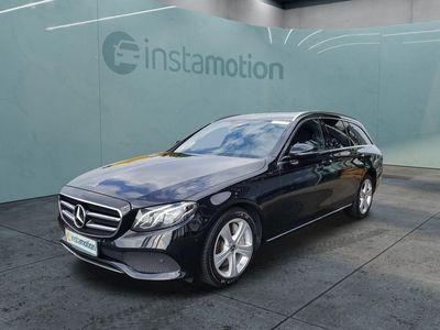 gebraucht Mercedes E400 E400d 4M T Avantgarde*Comand*LED* AmbientePremium*Kamera*EasyPack*uvm.