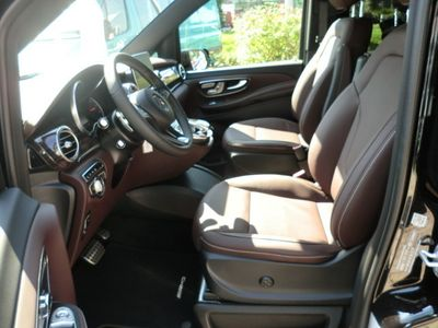 gebraucht Mercedes V250 d L AMG+4x4+DISTRONIC+SCHIEBEDACH+EL-SITZE