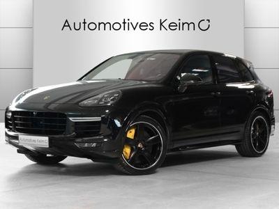 gebraucht Porsche 911 Turbo S CayenneSPORTABGAS SPORTDESIGN BURMESTER