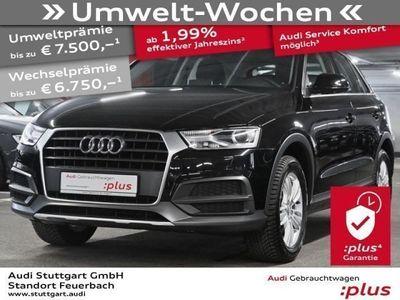 gebraucht Audi Q3 Design 2.0 TDI 6-Gang