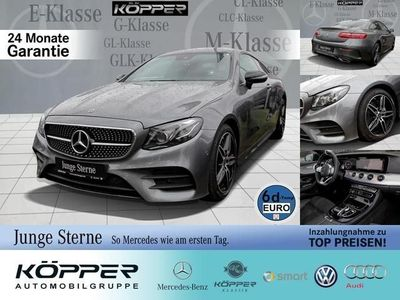 used Mercedes E200 AMG Coupé Selenit Edition /COMAND/LED Styling