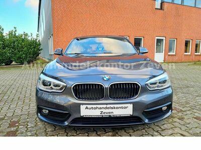 gebraucht BMW 118 118 d Advantage/AutomatikTop! als Limousine in Niedersachsen - Zeven