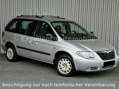 gebraucht Chrysler Voyager 2.8 CRD*DPF*AHK*KAMERA*TÜV NEU*6-SITZER*