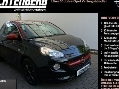 gebraucht Opel Adam S 1.4 IntelliLink Sitzheizung Klimaautomatik