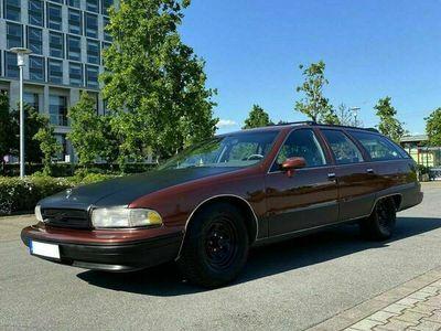 gebraucht Chevrolet Caprice Station Wagon 5,7L V8 1992