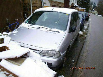 gebraucht Citroën Evasion 2.0 SX