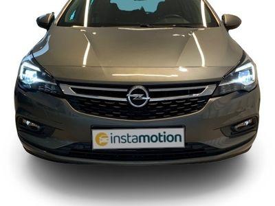 gebraucht Opel Astra Astra1.4 l Turbo/Innovation/Navi/AHK/LED