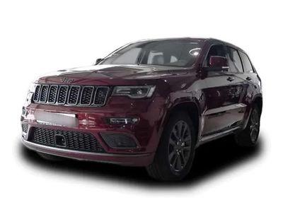 gebraucht Jeep Grand Cherokee 3.0 V6 Multijet 4WD Automatik S 20' ALU