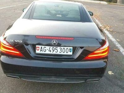 gebraucht Mercedes SL550 Verkaufen Mercedes Benz