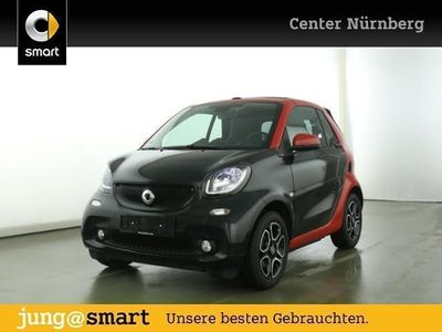 käytetty Smart ForTwo Cabrio 66kW prime DCT cool&Audio SHZ LED