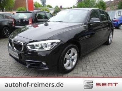 used BMW 120 i Sport Line M-Paket Navi/LED/PDC/SHZ/GRA