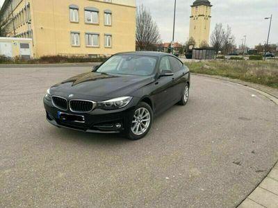 gebraucht BMW 320 Gran Turismo d xDrive Allrad HeadUp Kamer AHK