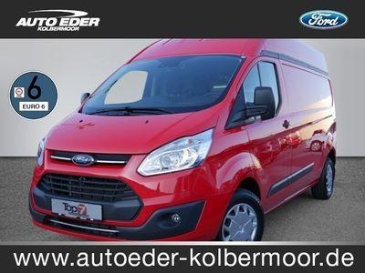 gebraucht Ford Custom Transit2.0 TDCi 290 L2 Trend Euro6 Klima
