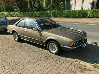 gebraucht BMW 628 CSI 5 Gang, H Kennz, HU neu, evtl...