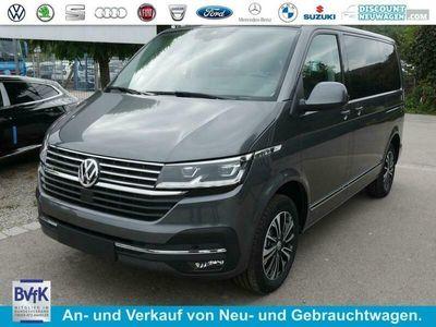 gebraucht VW Multivan 6.1 T6.1 Generation Six 2.0 TDI DPF DSG 4M KR * AHK ACC LED NAVI 7-SITZER FRONTSCHEIBENHEIZUNG
