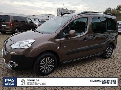 gebraucht Peugeot Partner Tepee Outdoor 1,6HDi FAP115PS Navi|SHZ|PDC|