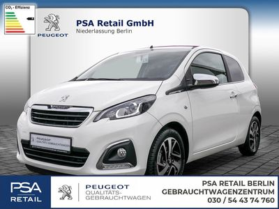 gebraucht Peugeot 108 Allure Top! PureTech 82 3t