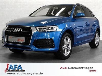 gebraucht Audi Q3 Sport 2.0 TFSI quattro 132 kW (180 PS) 6-Gang