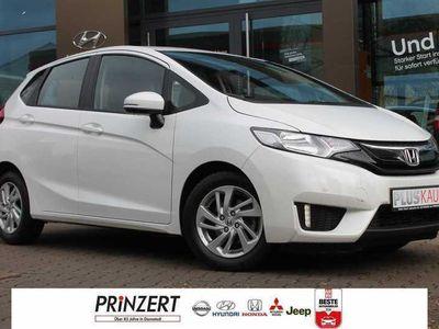 brugt Honda Jazz 1.3 i-VTEC 'Comfort' Navi Klima Sitzheizung
