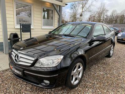 gebraucht Mercedes CLC180 Kompressor Sitzheizung/Klima