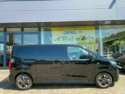 gebraucht Opel Zafira Life Edition M+KLIMA+AHK+NAVI+SHZ