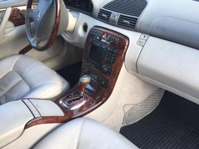 gebraucht Mercedes 500 CL-CoupeVollausstattung aus 2 hand