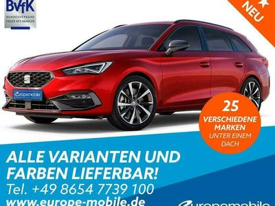 gebraucht Seat Leon ST Sportstourer Style (D4 Promo) 2.0 TDI 85kW