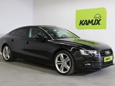 gebraucht Audi A5 3.0 TDI Aut. Exclusive +Xenon Plus +Sport-Fahrwerk +GSHD +2x PDC APS Plus +SHZ