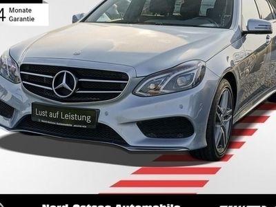 gebraucht Mercedes E250 Avantgarde AMG Styling Navi PDC LED SHZ