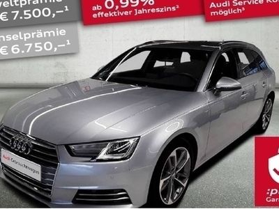 gebraucht Audi A4 Avant Sport 1.4 TFSI S tronic S line