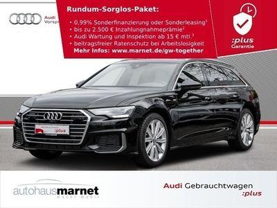 gebraucht Audi A6 Avant Sport 50 TDI quattro S line Navi LED B&O Ein