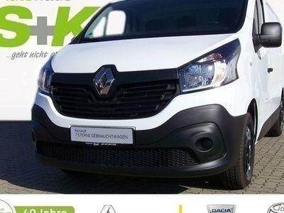 gebraucht Renault Trafic Lkw Komfort L1H1 2,9t dCi 115 ABS ESP SERVO