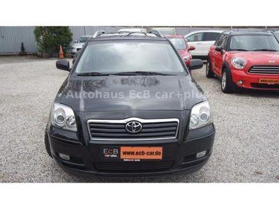 gebraucht Toyota Avensis Kombi 2.0 D-4D Sol *KLIMAA./ALU/ISOFIX*