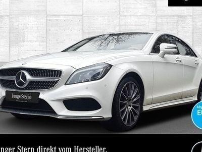 gebraucht Mercedes CLS500 Cp. 4M AMG designo Exkl-Paket 360° SHD