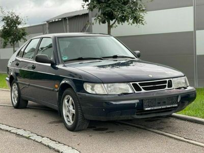 gebraucht Saab 900 2.0i S Fünftürer Klima