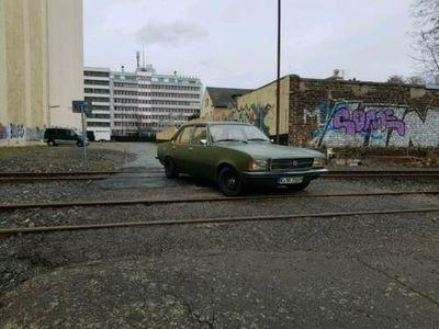 gebraucht Opel Rekord D 2000 BERLINA BJ 1975