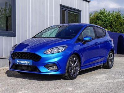 gebraucht Ford Fiesta ST-Line 1.0 EB 140PS+NAVI+DAB+ParkPilot
