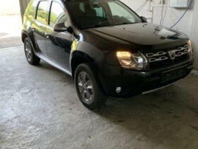 used Dacia Duster PRESTIGE 4WD LEDER NAVI AHK TEMPOMAT KLIMA