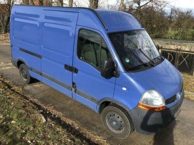 gebraucht Renault Master Lang Hoch dCi 150 Transporter Kasten