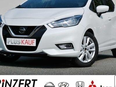 gebraucht Nissan Micra IG-T 100 5MT 'N-Connecta', Neuwagen, bei Autohaus am Prinzert GmbH
