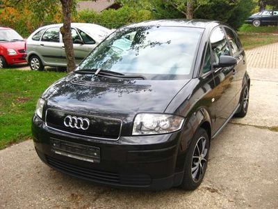 gebraucht Audi A2 1.4***Klimaautomatik***TÜV 06/2022