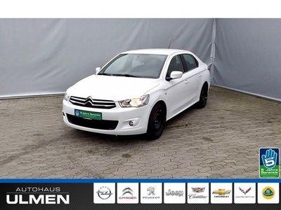 gebraucht Citroën C-Elysee I Selection 1.6 VTi 115 Klimaanlage Tempomat Einparkhilfe Sitzheizung Radio CD Bluetooth